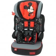 Nania Beline SP LX Disney Group 1/2/3 Car Seat-Mickey Mouse (New 2018)