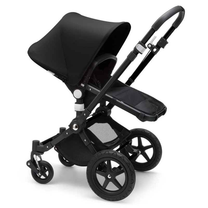 Bugaboo Cameleon3 Plus Pushchair in Black Chassis-Black