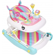 My Child 2in1 Walker Rocker-Unicorn