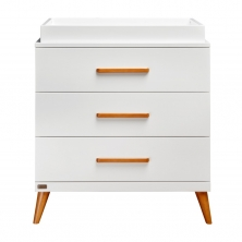 East Coast Panama Dresser-White
