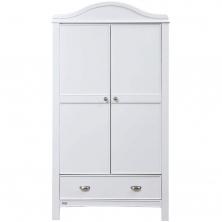 East Coast Toulouse Wardrobe-White