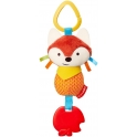Skip Hop Bandana Chime Buddies Activity Toy- Fox