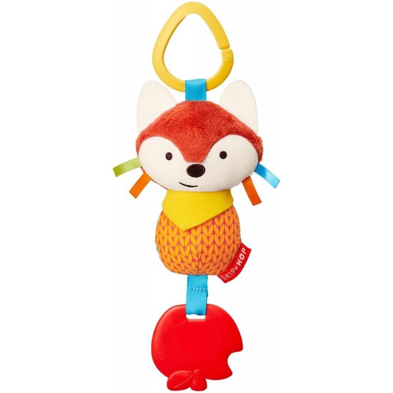 Skip Hop Bandana Chime Buddies- Fox