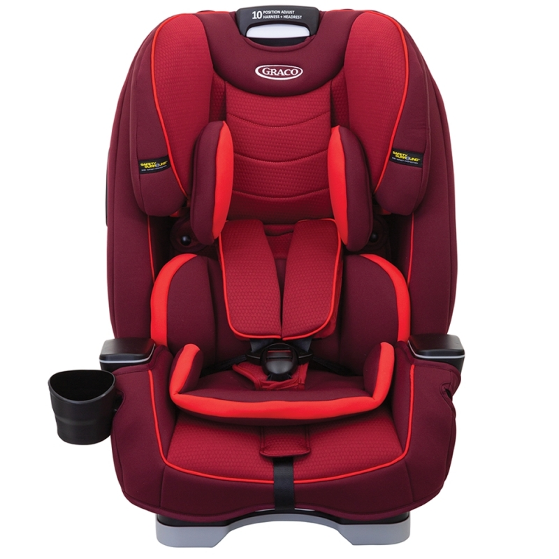 Graco Slimfit Group 0+/1/2/3 Car Seat-Chili