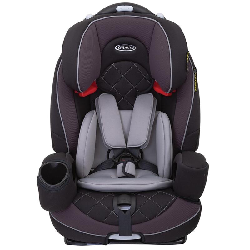 Graco Nautilus Elite Group 1/2/3 Car Seat-Black