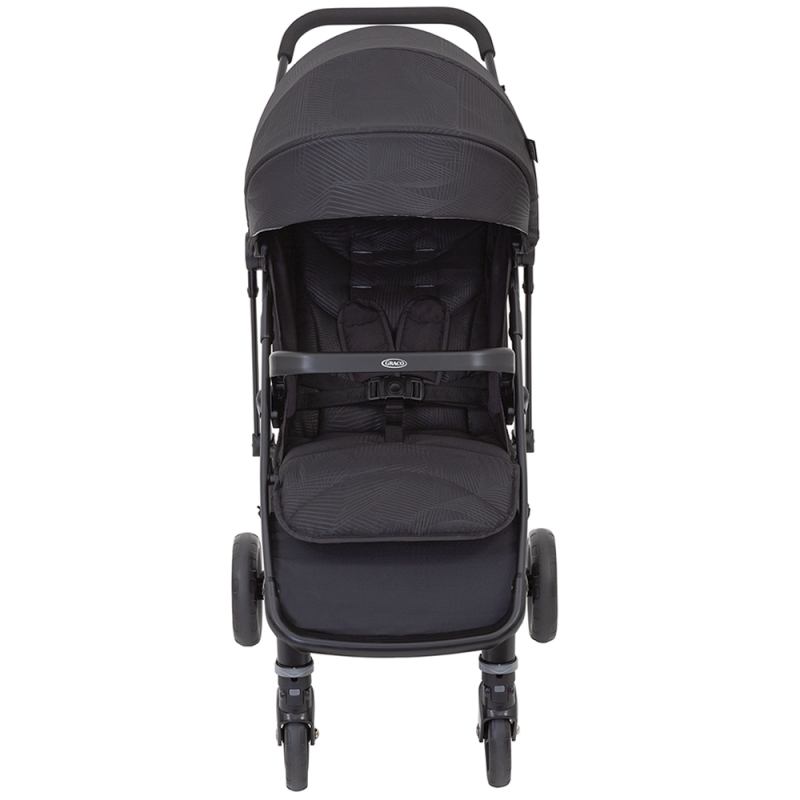 Graco Breaze Lite Stroller- Black