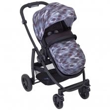 Graco Evo Stroller With Apron & Raincover- Camo*