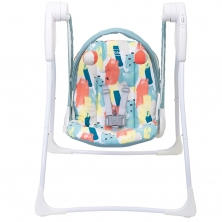 Graco Baby Delight Swing- Paintbox