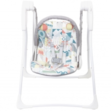Graco Baby Delight Swing- Patchwork