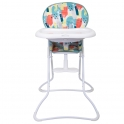 Graco Snack N Stow Highchair- Paintbox*