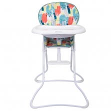 Graco Snack N Stow Highchair- Paintbox