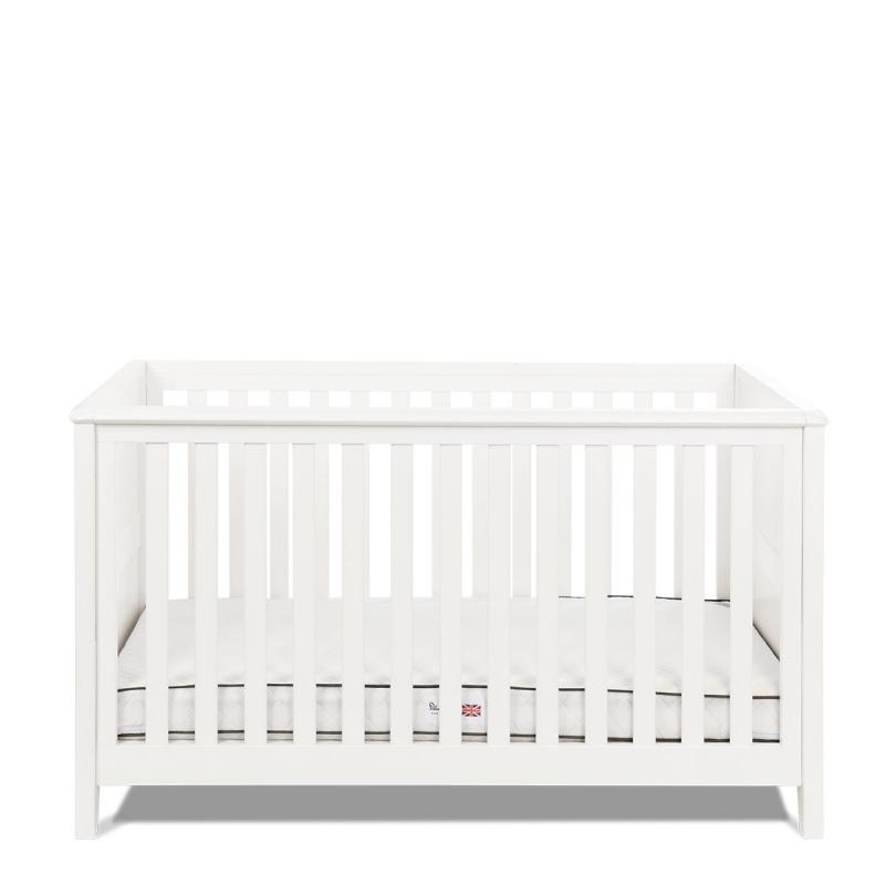 Silver Cross Nostalgia Cot Bed-White (New 2018)