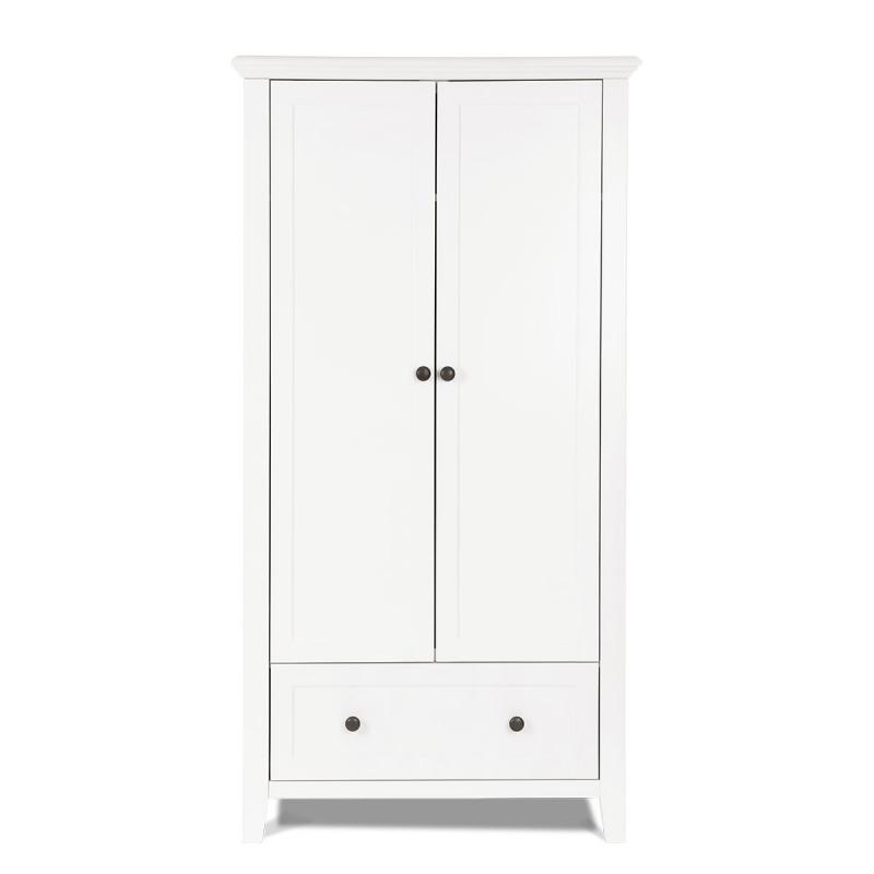 Silver Cross Nostalgia Wardrobe-White (New 2020)
