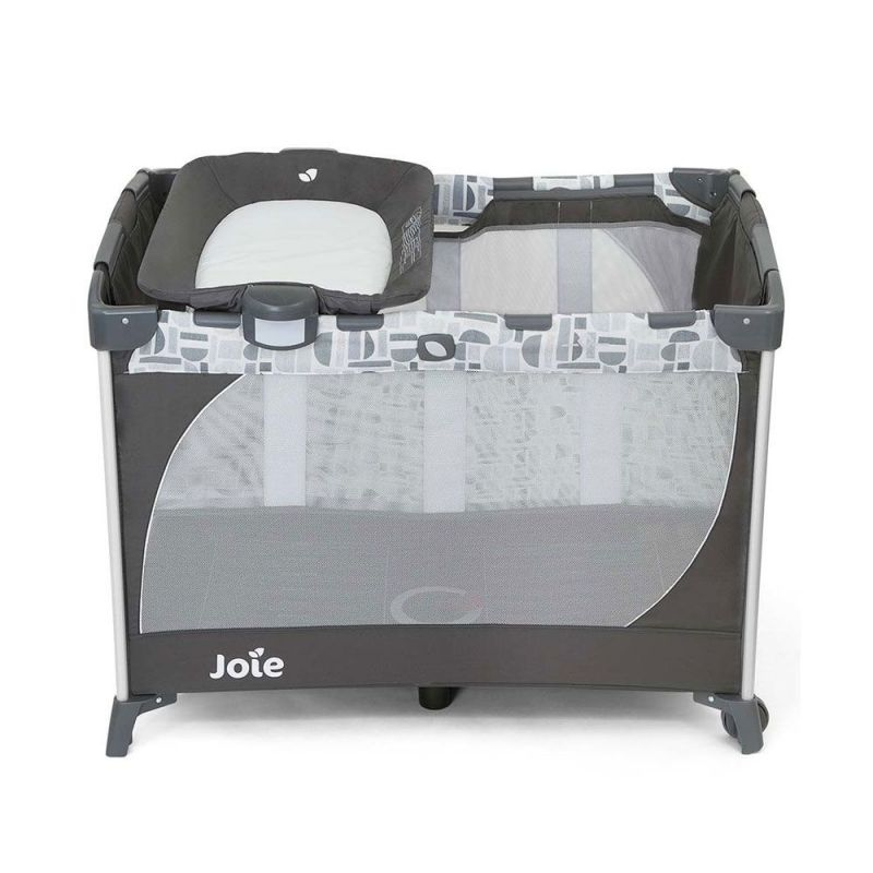 Joie Commuter Change Travel Cot-Logan (New 2020)