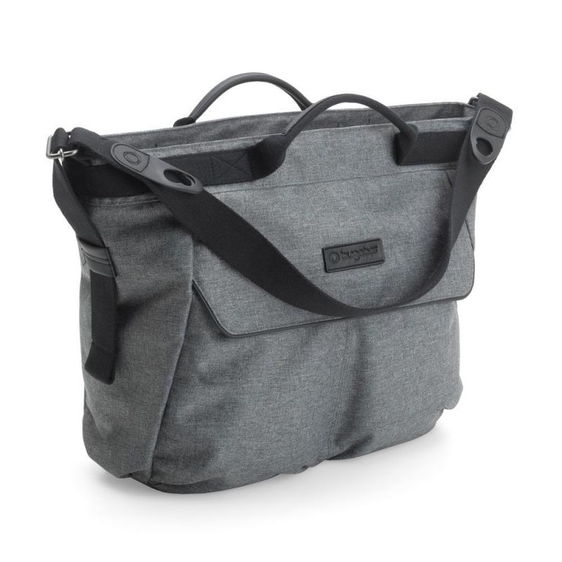 Bugaboo Changing Bag-Grey Melange