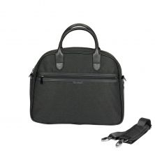 iCandy Peach Changing Bag & Hook-Black Twill