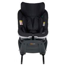 BeSafe iZi Turn i-Size Car Seat- Fresh Black Cab