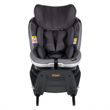 BeSafe iZi Turn i-Size Car Seat- Metallic Melange