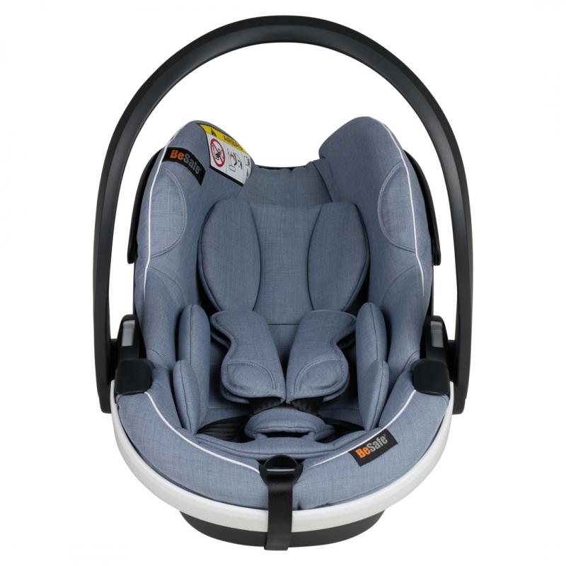BeSafe iZi Go Modular X1 i-Size Car Seat- Cloud Melange