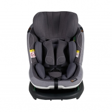 BeSafe iZi Modular X1 i-Size Group 1 Car Seat-Metallic Melange