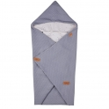 Voksi Baby Wrap- Light Grey Star