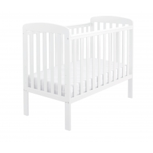 Babymore Space Saver Cot-White