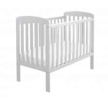 Babymore Space Saver Cot-Grey