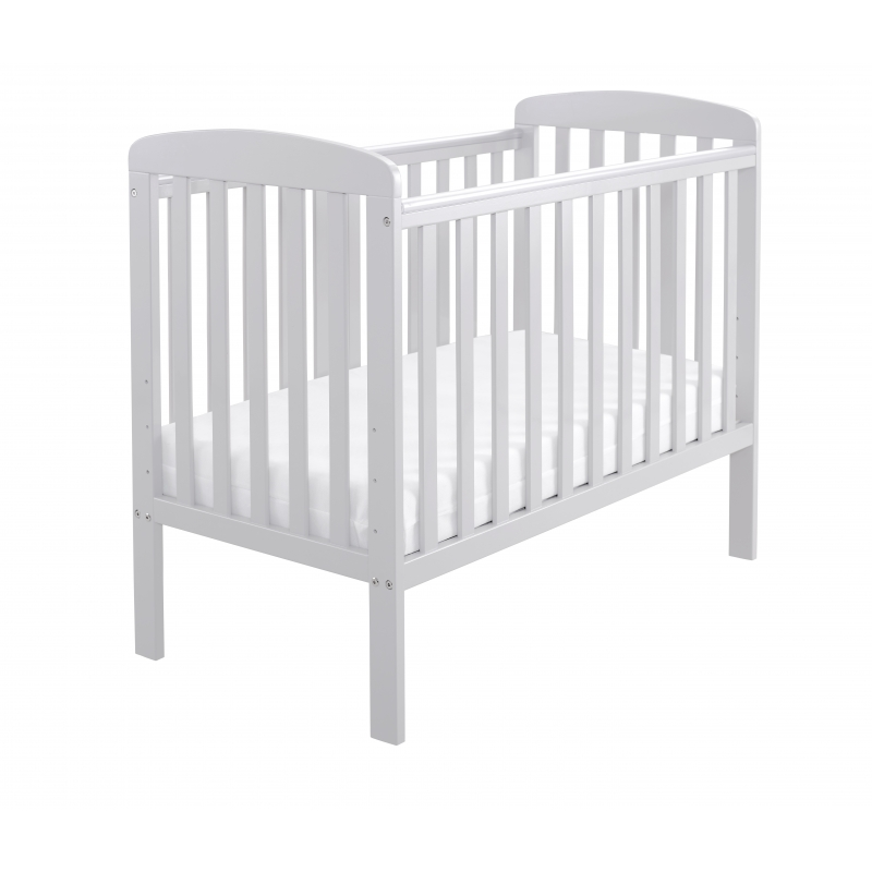 Babymore Space Saver Cot-Grey