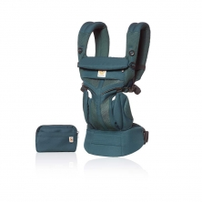 Ergobaby Omni 360 Cool Air Mesh Baby Carrier-Evergreen