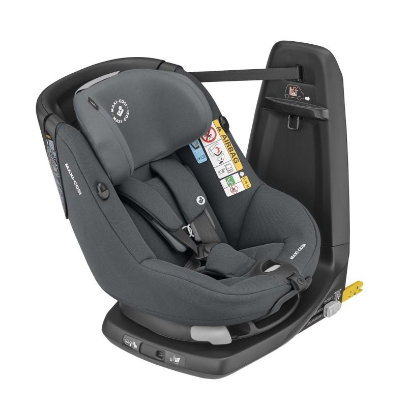 Maxi Cosi AxissFix i-Size Car Seat-Authentic Graphite (NEW 2020)