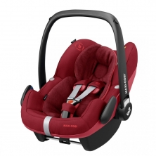 Maxi Cosi Pebble Pro Group 0+ i-Size Car Seat-Essential Red
