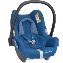 Maxi Cosi Cabriofix Group 0+ Car Seat-Essential Blue