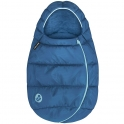 Maxi Cosi Infant Carrier Footmuff- Essential Blue (NEW 2020)
