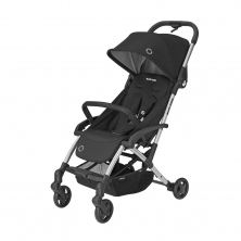 Maxi Cosi Laika 2 Stroller-Essential Black