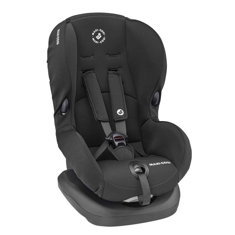 Maxi Cosi Priori SPS Group 1 Car Seat-Basic Black