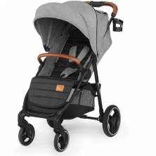 Kinderkraft Grande Pushchair-Grey (2020)