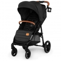 Kinderkraft Grande Pushchair-Black (2020)