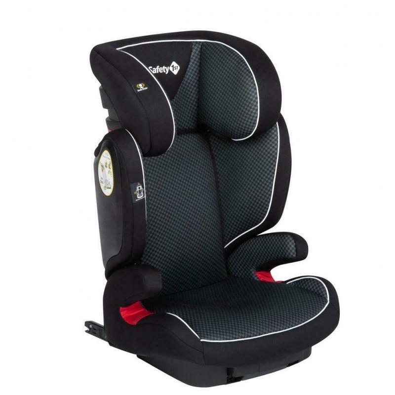 Safety 1st Road Fix Group 2/3 ISOFIX Car Seat- Pixel Black