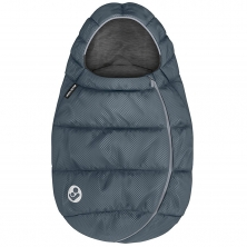 Maxi Cosi Infant Carrier Footmuff- Essential Graphite (NEW 2020)