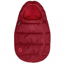 Maxi Cosi Infant Carrier Footmuff- Essential Red (NEW 2020)