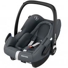 Maxi Cosi Rock I-SIZE Group 0+ Car Seat-Essential Graphite