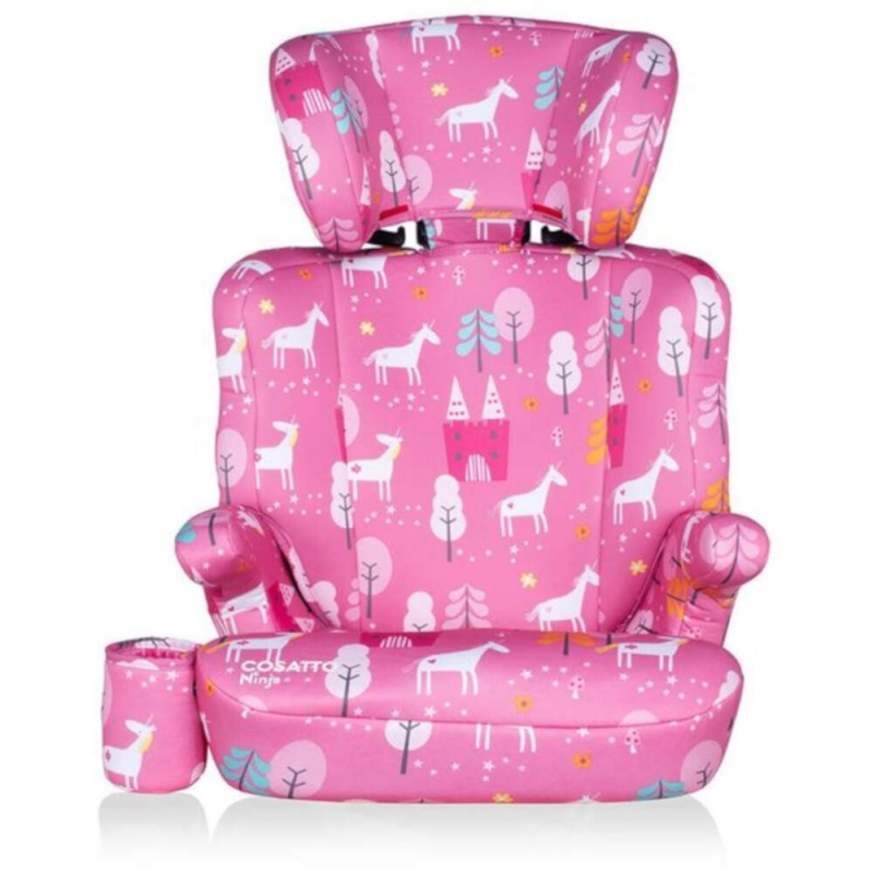 Cosatto Ninja Group 2/3 Car Seat-Candy Unicorn Land