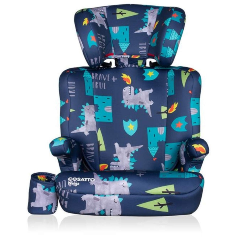 Cosatto Ninja Group 2/3 Car Seat-Dragon Kingdom