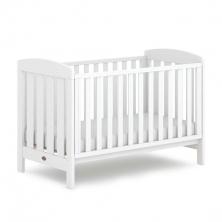 Boori Alice Cot Bed-Barley White (New 2020)