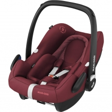 Maxi Cosi Rock I-SIZE Group 0+ Car Seat-Essential Red