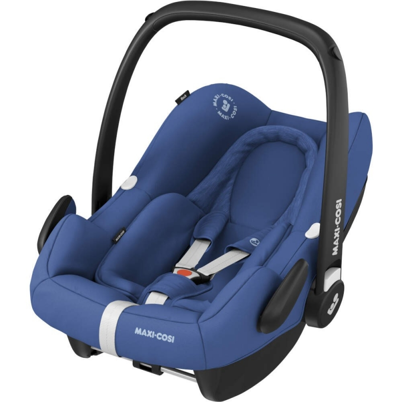 Maxi Cosi Rock I-SIZE Group 0+ Car Seat-Essential Blue