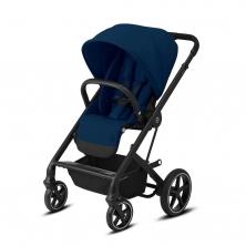 Cybex Balios S Lux Stroller-Navy Blue/Black (2020)