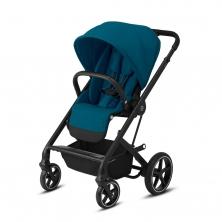 Cybex Balios S Lux Stroller-River Blue/Black (2021)