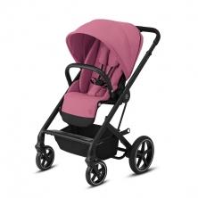 Cybex Balios S Lux Stroller-Magnolia Pink/Black (2020)