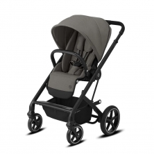 Cybex Balios S Lux Stroller-Soho Grey/Black (2020)